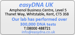 Over 300000 DNA Tests performed for complete peace of mind.