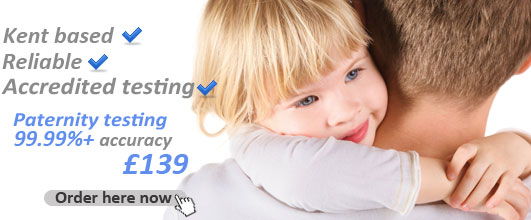 DNA testing services in South Africa. Only R1995.